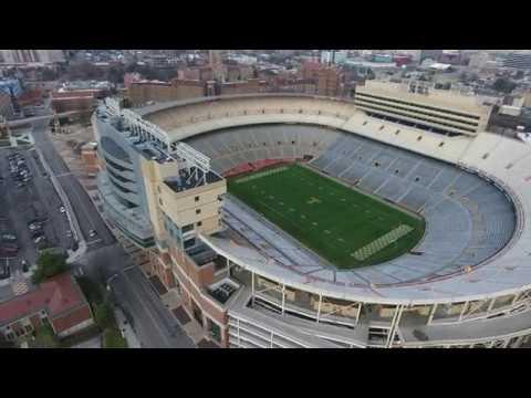 Knoxville, TN | DJI Phantom 4 | 4k Resolution