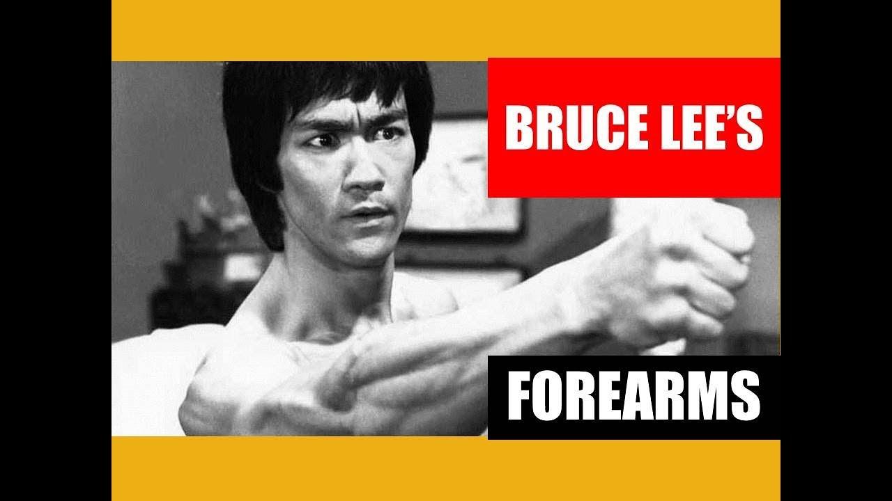 Download KEYS TO FOREARM DEVELOPMENT BY BRUCE LEE!