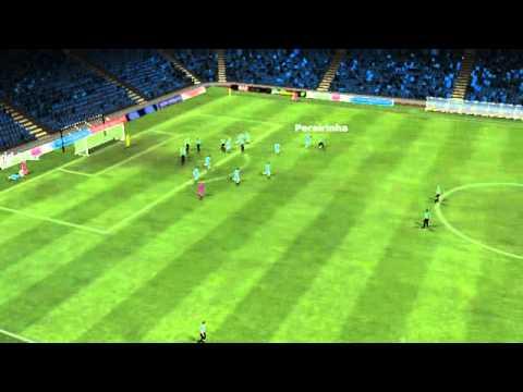 Dnipro vs Sporting (POR) - Pereirinha Goal 10 minutes