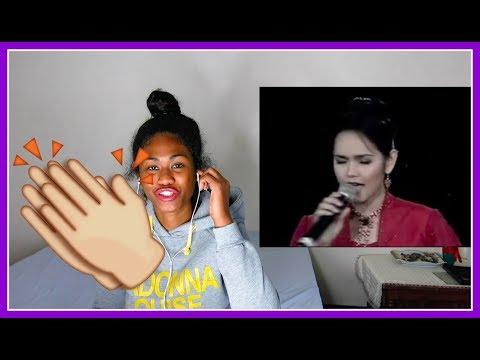 Koleksi Juara Lagu Siti Nurhaliza   Bicara Manis Menghiris Kalbu AJL 17 2002   Akhir | Reaction