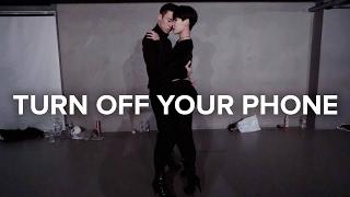전화기를 꺼놔 turn off your phone remix jay park ft elo hyojin choi choreography