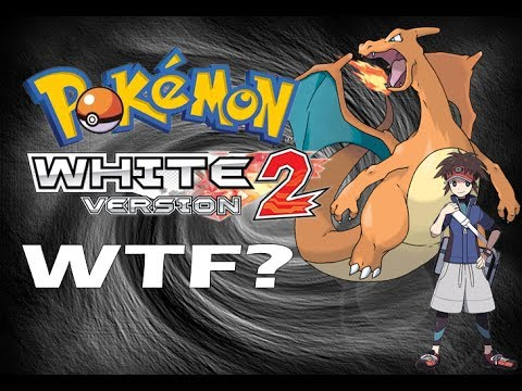 Pokemon White 2 - Episódio 26 WHTF? SQN!!!