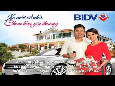 Lãi Suất Cho Vay Mua ô Tô Của Các Ngân Hàng Mới Nhất Tháng 11/2019