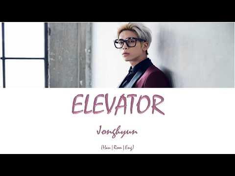 Kim Jonhyun (SHINee) - Elevator [Rom|Han|Eng] Color Coded Lyrics