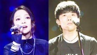 張韶涵 和 趙雷 現場演唱的《阿刁》,一個娓娓道來,一個氣勢如虹
