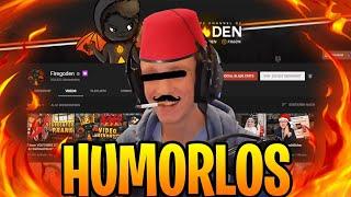 Firegoden der HUMORLOSE YouTuber! | itsAssiTV