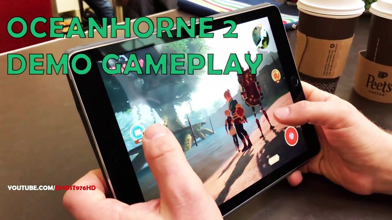 oceanhorn 2 knights of the lost realm apk data download