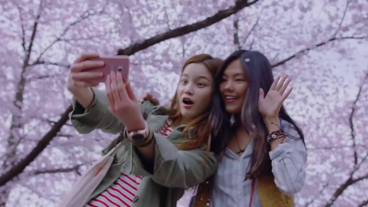 Samsung Galaxy S7 Edge Edicion Pink Gold Telcel Condesa