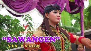 Via Vallen - Sawangen Versi Reog Ponorogo Jathil Cantik