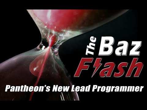 Baz Flash EP12: New Pantheon CTO