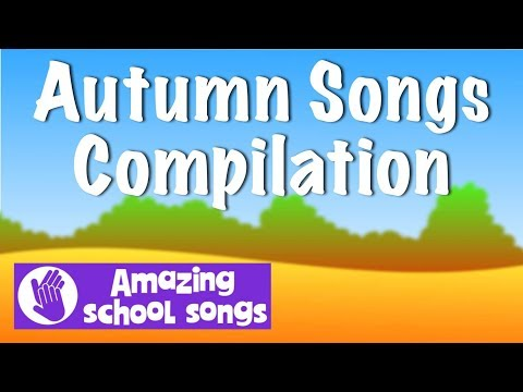 Harvest songs compilation for children | Non-stop playlist with karaoke lyrics