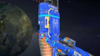 Homeworld gameplay (part 1)