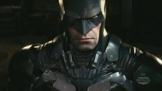 Batman: Arkham Knight PS4 Gameplay (E3 2014)