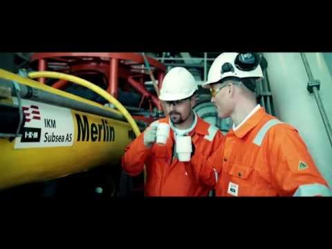 IKM Subsea - It's no art if you know how