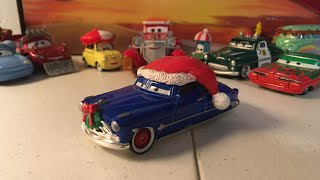 Disney cars Decked Out Doc Hudson diecast review