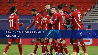UEFA Champions League | Round of 16 | Liverpool v Red Bull Leipzig | Highlights