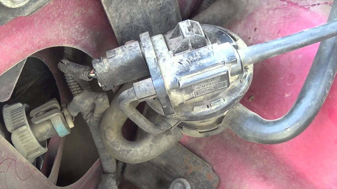 P1495 DODGE EVAP Leak Detection Pump Solenoid Circuit Condition