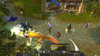 World of Warcraft - Level 10 Twink Hunter 7.2.5