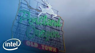 Portland's a Hotbed VR Technology   Intel