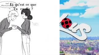 Miraculous Ladybug Petit Ami Comic en Français 🐞
