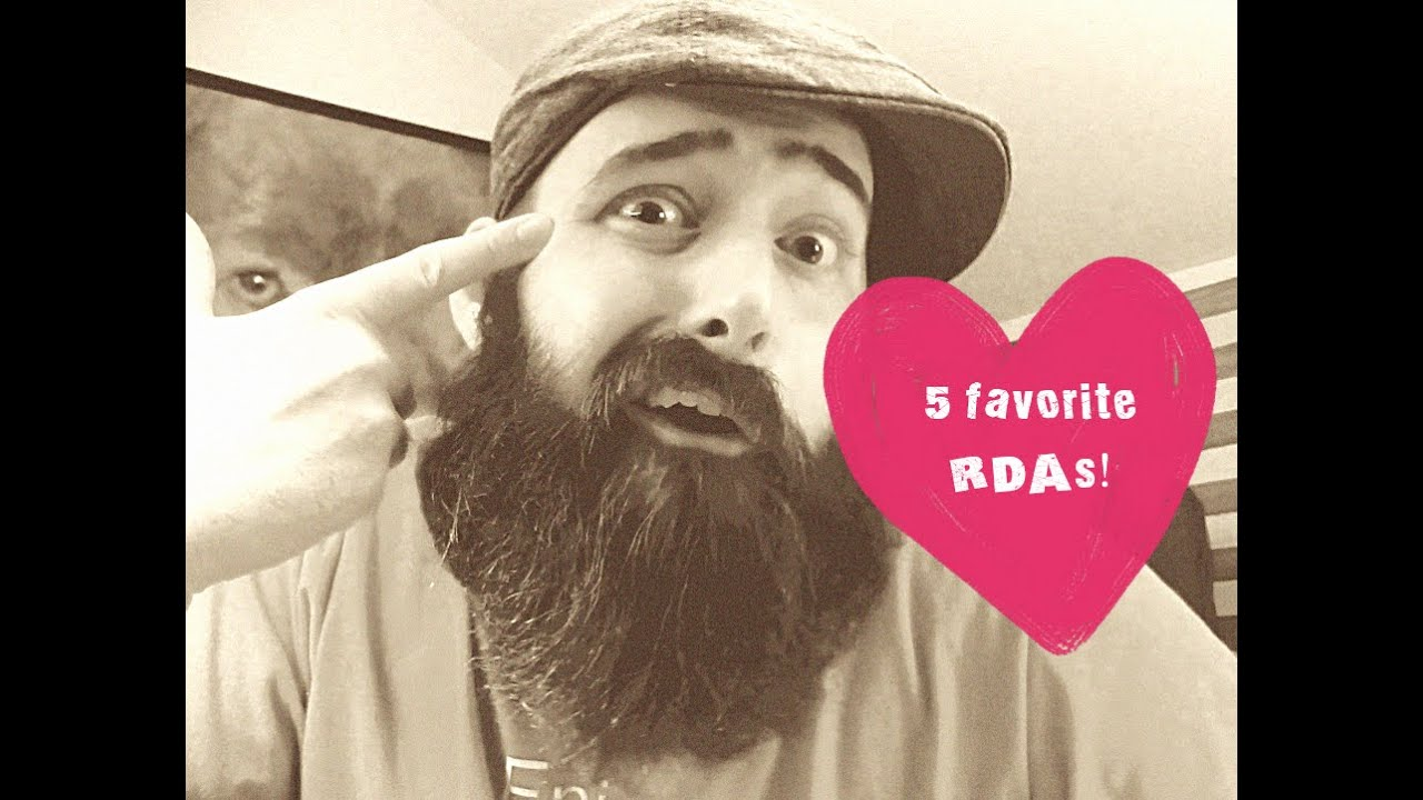 5 Favorite RDAs Right Now!