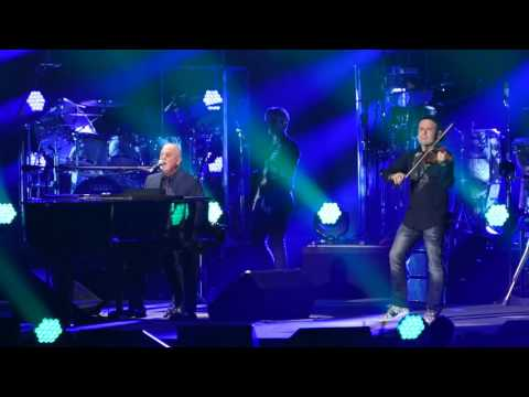 Billy Joel with Aleksey Igudesman live Madison Square Garden