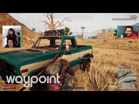 Breakfast and Battlegrounds: We Cant Get Enough Of The Desert 121117