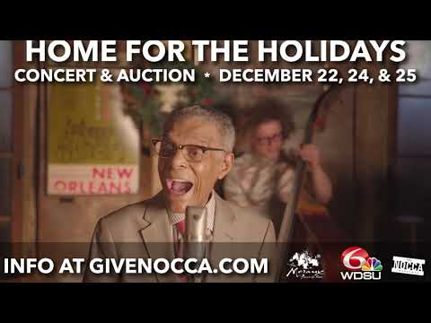 Sneak peek at Home for the Holidays 2020, w/Jon Batiste, Preservation Hall, Irma Thomas, and more