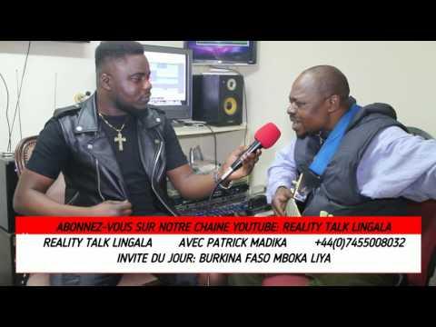 BURKINA FASO MBOKA LIYA:  POURQUOI BA MUSICIEN BAZO LONGWA CHEZ JB & WERRA, BOTUNA TITINA AKIMA NINI