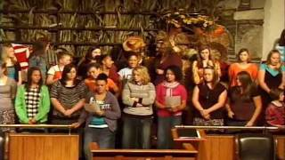 New Manna Youth Choir - I Believe God (I Believe His Word is True)