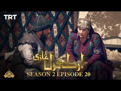 Ertugrul Ghazi Urdu | Episode 20| Season 2