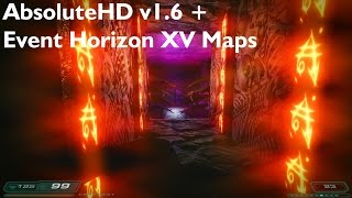 GX Gaming - Doom 3 MOD - [Absolute-HD v1.6] [Part 10] - [Event Horizon XV] Levels 1 - 7