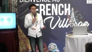 RIUM - Le grand pitch du French Village FOCUS #SmartHome #SmartCity #SmartVehicules #SmartMobilité