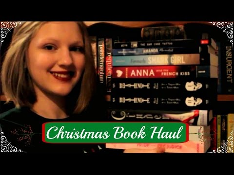 Christmas Book Haul 2015
