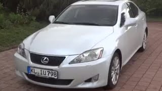 2008 Lexus IS250 Review