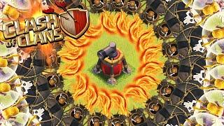 """""""¡¡ESTRATEGIA IMPOSIBLE DE CREER!!"""" ¡¿SANADORAS + DRAGONES?!   Clash of Clans Troll!"""