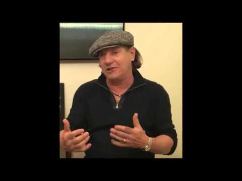 Brian Johnson not kicked out of ACDC .. as a podcast added some confusion..