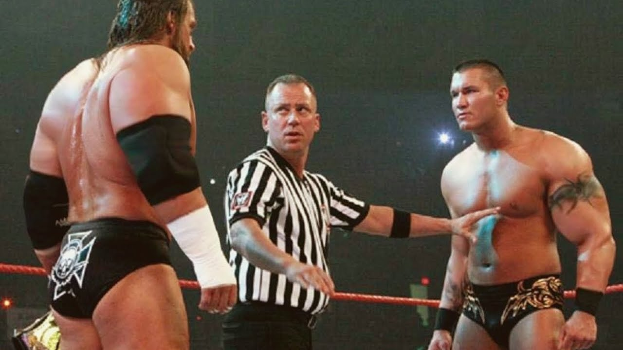 Randy Orton vs Triple H | Fights and Training