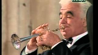 Maurice André, 'Concerto in Dm for Trumpet and Orchestra' (Alessandro Marcello)
