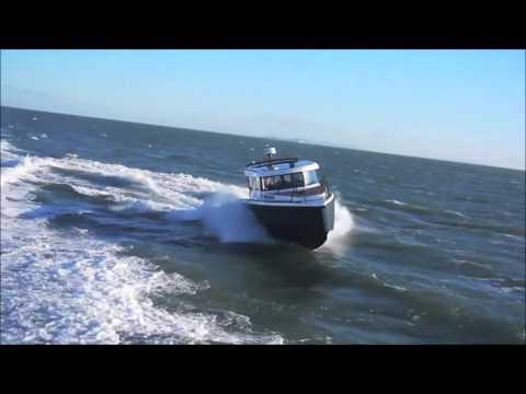 алюминиевые катера для морской рыбалки