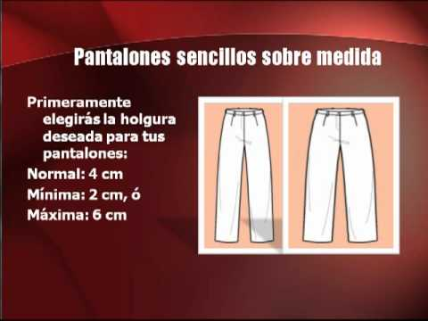 Patrones moldes para pantalones dama http://patronesderopa.com