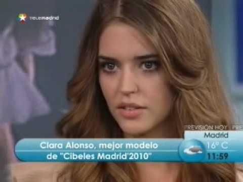 Entrevista a Clara Alonso, uno de los 'ángeles' de Victoria's Secret