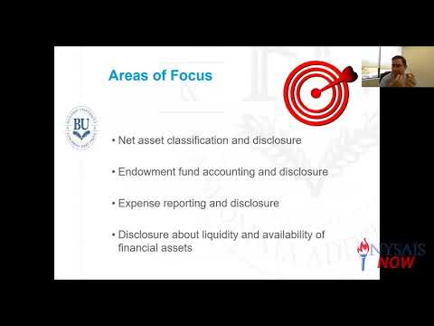"""""""Not For Profit Accounting Standards Update"""" eSeminar with Kevin Testo"""