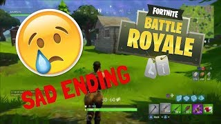 Fortnite battle royale is getting shut down/no clickbait!!!!!:(