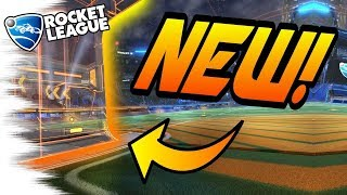 Rocket League UPDATE! - NEW Invisible Goalposts & AUTUMN CRATE? - Possible New Map, Mystery Decals?