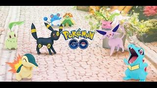 Gen 2 Pokemon Finally Coming to Pokemon GO