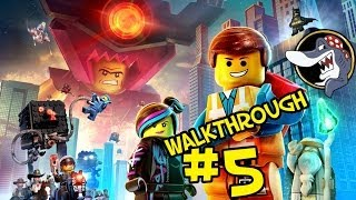 The LEGO Movie Videogame - Walkthrough 5° parte in italiano