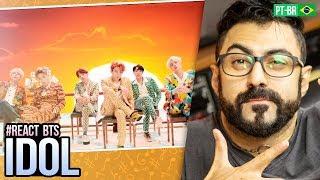 REAGINDO a BTS (방탄소년단) 'IDOL' Official MV