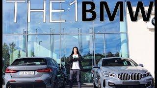 Первый тест-драйв Новой BMW THE 1 2019 // BMW THE 1 M135i 2019