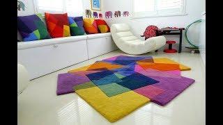 Fun And Creative Kids Bedroom Rugs